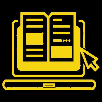 Medmina Electronic Library Icon