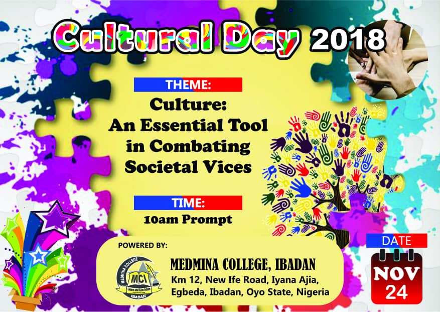 2018 Cultural Day