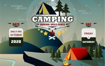Camping Adventure: Survival Skills Series